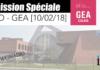 Emission consacrée à la formation GEA