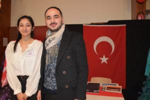M.Celdir et Kaya Sema